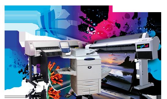 copiadora imprime